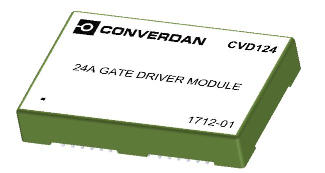 Gate Driver Converdan