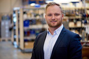 Niels Hansen, CEO at Orbital A/S