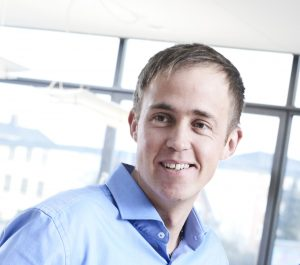 Christian Raunsborg, General Manager and Head of Marketing, Evosep.