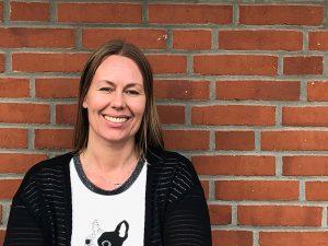 Janne Kruse, new communication and Marketing responsible