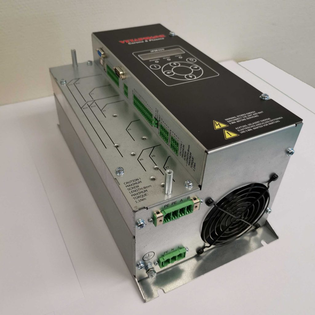 High voltage frequency converter - Vetaphone