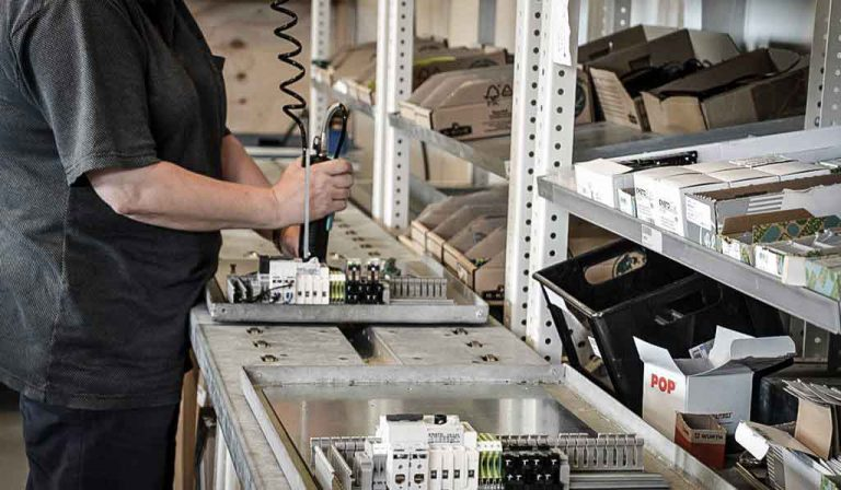 Converdan Manufacturing - Panel-Shop