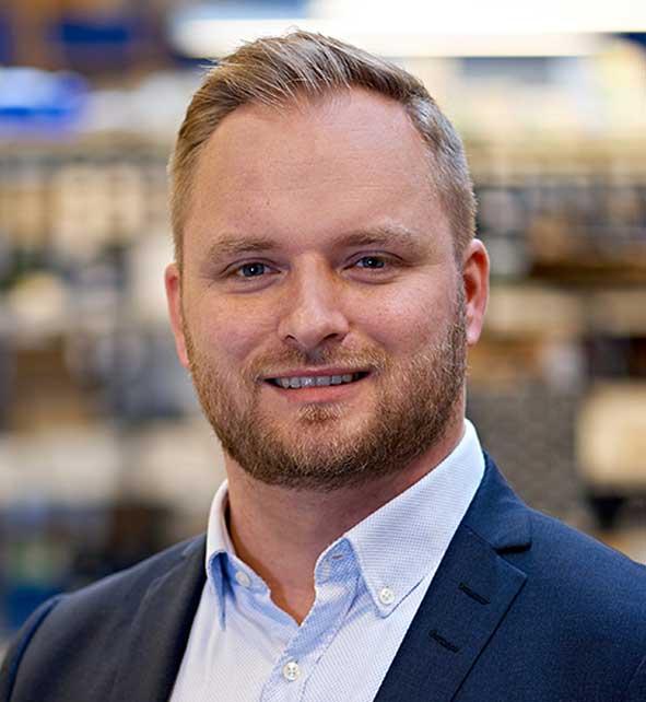 Niels Hansen, CEO of Orbital - Converdan case study