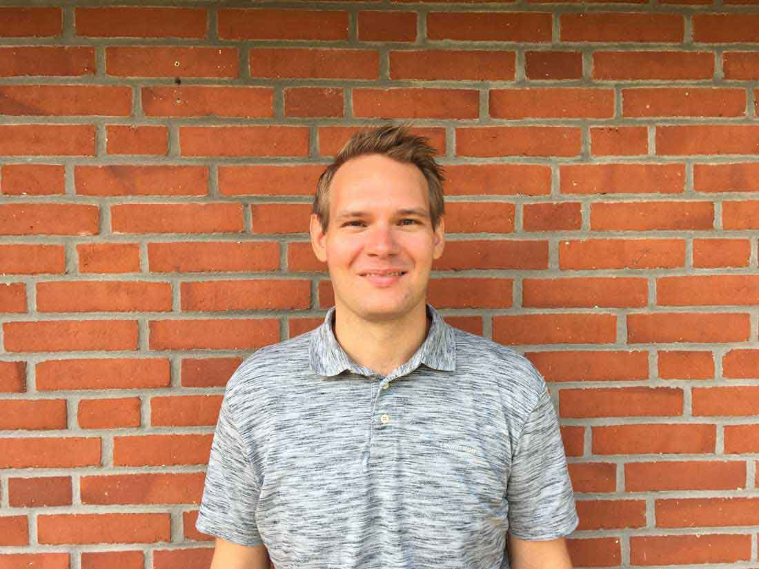 Casper Vadstrup R&D Engineer at Converdan A/S