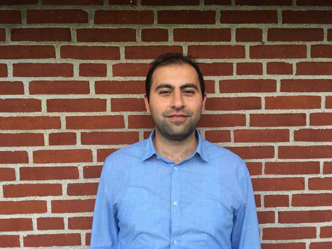 Yamen Saad, R&D Engineer at Converdan A/S