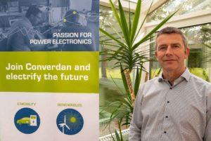New CTO and CO-owner at Converdan, Jens Kiibt Converdan