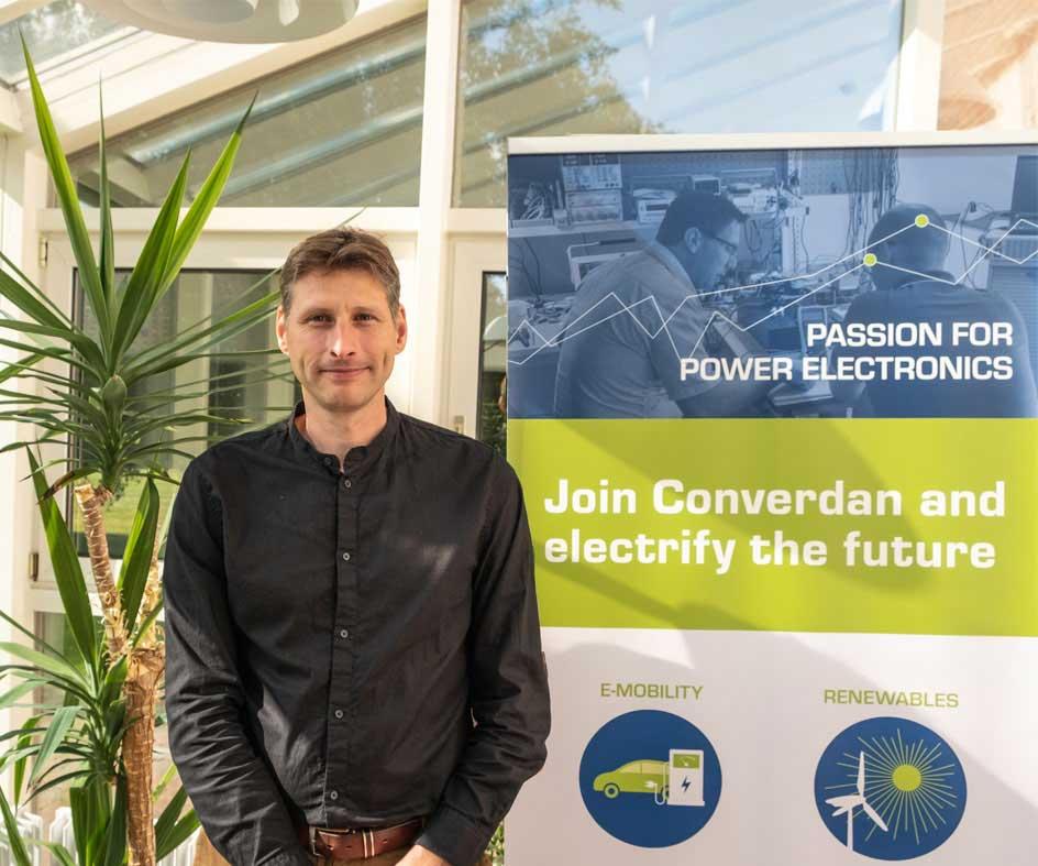 Morten Pedersen, new Senior R&D Software Engineer