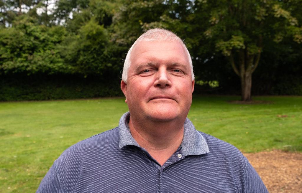 Ken Severinsen, our new production technician