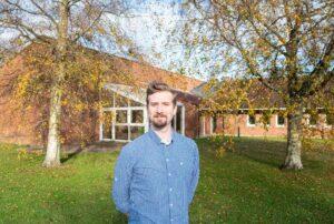 Frederik Behnke R&D Engineer, Electromechanics at Converdan