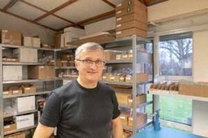 Kai Scherrebeck-new Production worker at Converdan