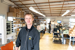 Welcome to Niklas Søndergaard Hansen